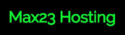 Max23 Web Hosting